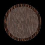 Основание для плакетоккруг
