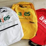 Промо-рюкзаки с нанесением логотипа